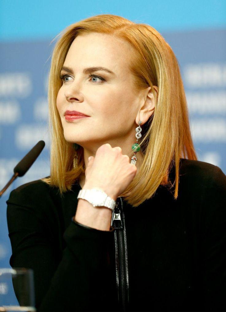 Nicole Kidman at Queen of the Desert Press Conference in Berlin, 2015 Feb.