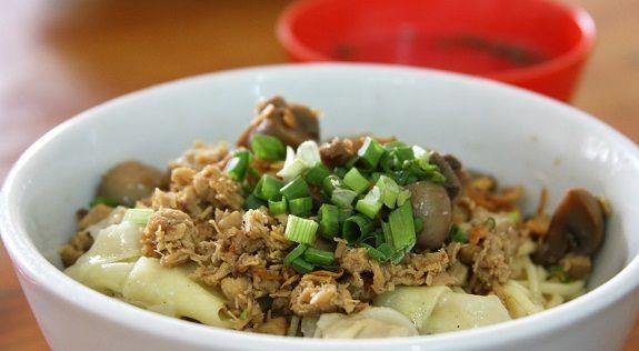 Resep Mie Ayam Jamur Spesial