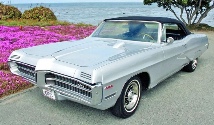 Pontiac Grand Prix Convertible 1967. Maintenance of old vehicles: the material for new cogs/casters/gears could be cast polyamide which I (Cast polyamide) can produce