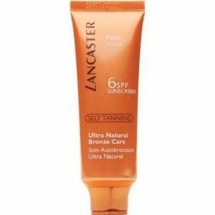 Lancaster Self Tanning Ultra Natural Bronze Care SPF6 50 ml ::