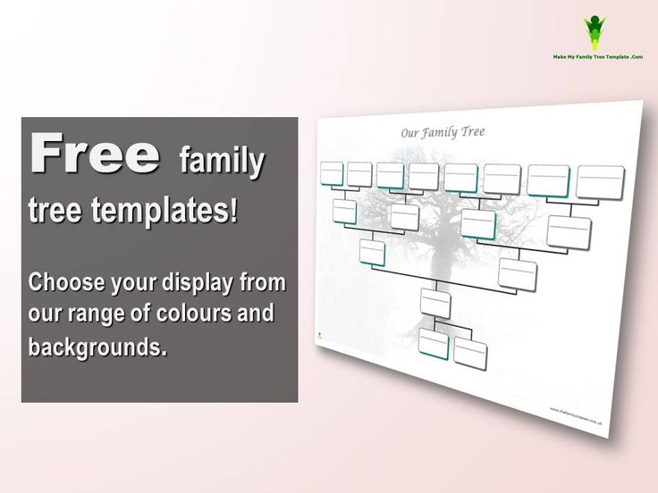 28 best family history and family trees images on pinterest family free editable family tree template word check more at httpsnationalgriefawarenessday saigontimesfo