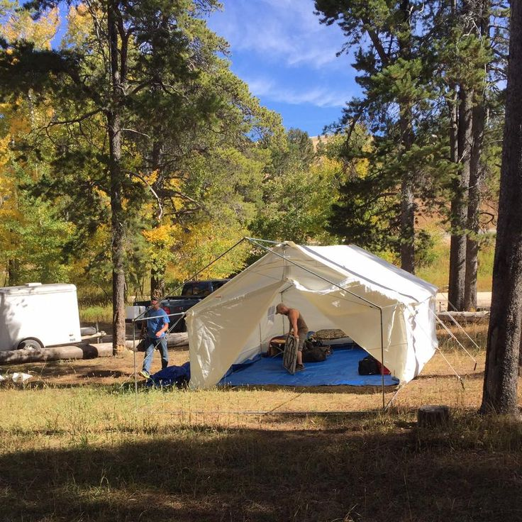Elk Mountain Tents - Canvas Tents - Wall Tents - Outfitter Tents - Hunting Tents & 67 best Canvas Tents by Customers images on Pinterest | Elk Moose ...
