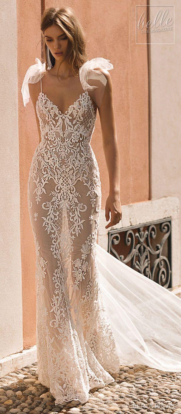 Dress for destination beach wedding guest  BERTA PRIVEÉ  Wedding Dress Collection  Wedding Dresses