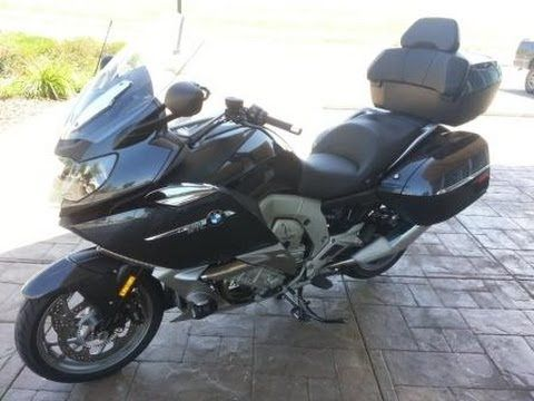 BMW K1600GTL *  There Is No Substitute