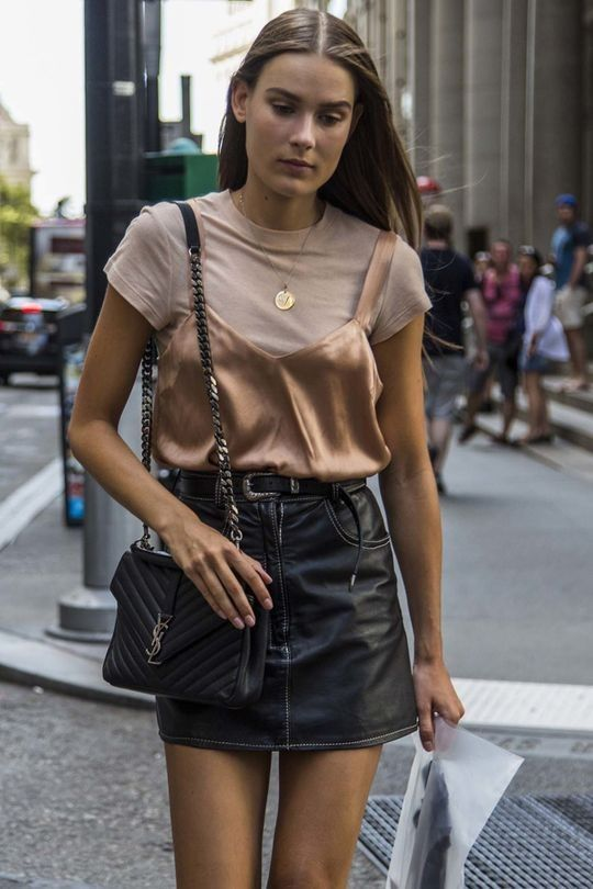 cool NYFW street style: These are the trends you'll be wearing next - Vogue Austr...