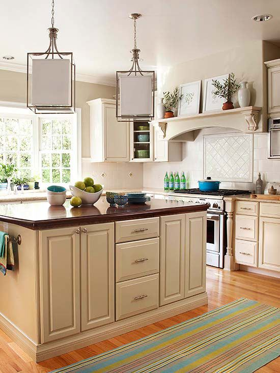 Decor on a dime house tours stove and style for Design on a dime kitchen ideas