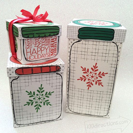 Best 25 printable box ideas on pinterest paper box for Bookmark creator jar