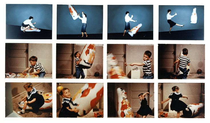 This is a link to information about the Bobo Doll Experiment. Within the chapter, it discusses learning theory and modeling that comes from it. The Bobo Doll experiment is a great example of the modeling and how children learn from their surroundings.