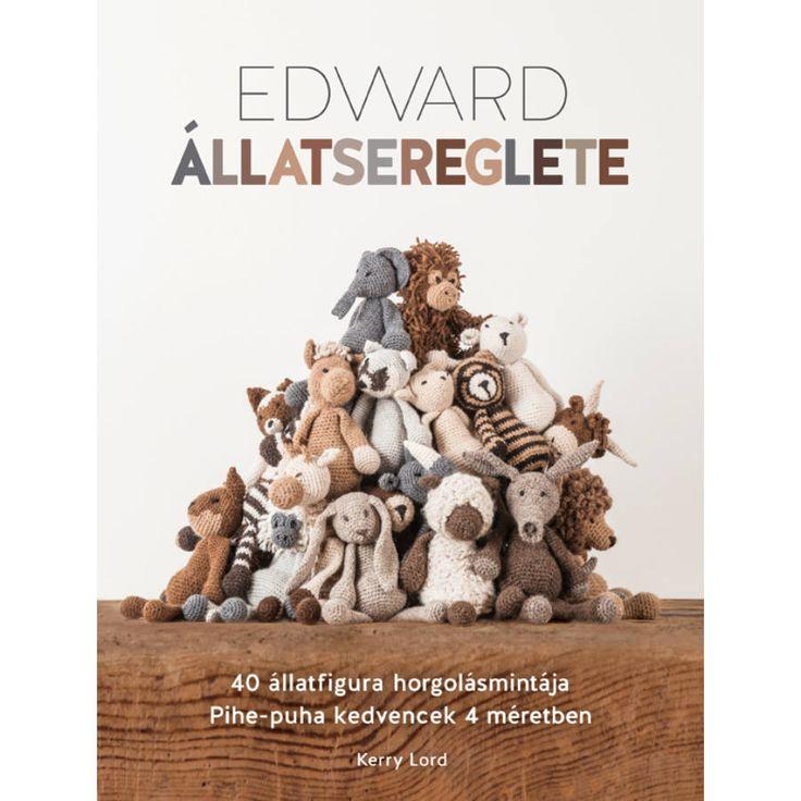 EDWARD állatsereglete - Horgolás