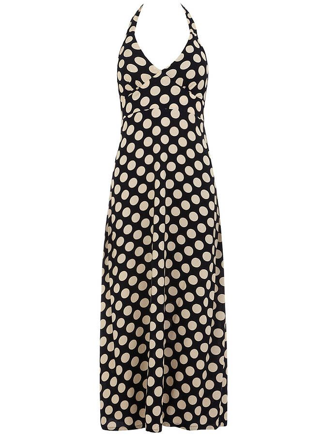 Dolka Dot Maxi Dress