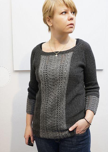 Ravelry: Unobvious pattern by Asja Janeczek