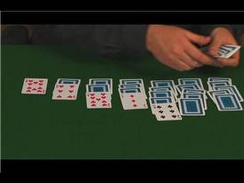 Solitaire Games : Solitaire Card Game Rules - YouTube