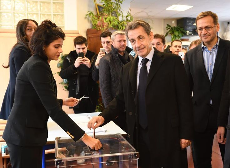 Sarkozy under pressure as French right holds presidential primary #sarkozy #under #pressure #french #right #holds #presidential #primary