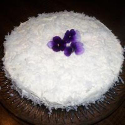 Pineapple Picnic Cake
