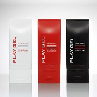 NATURAL WET Play Gel by TENGA. A viscous jelly-like substance transforms into a well-covering liquid lubricant when spread! No slimy residue or stickiness makes it easy to remove. A completely new, all-round lubricant.