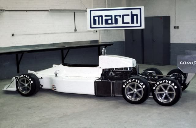 1977 March 240 - Ford (prototyp)