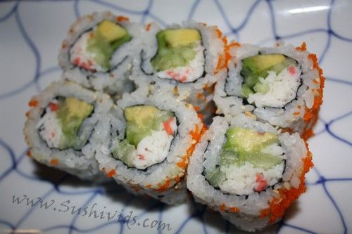 How To Make Sushi - lots of recipes!  Here we go Taylor!