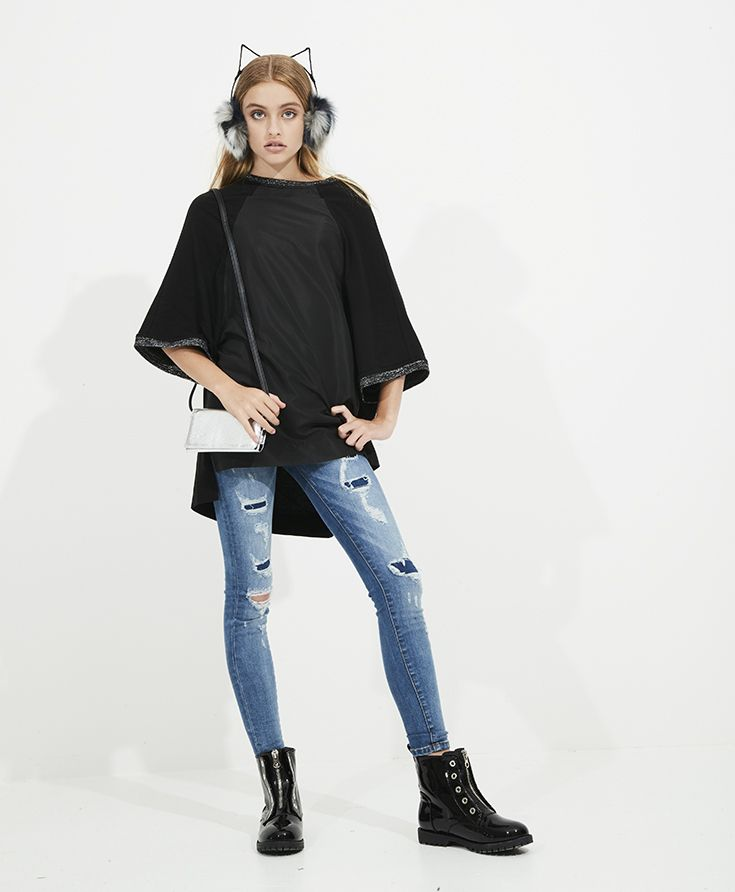 Lorie Tunic + Angel Jeans - Pavement Brands