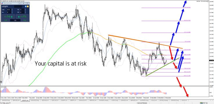 USD in Critical Decision Zone   - Your capital is at risk