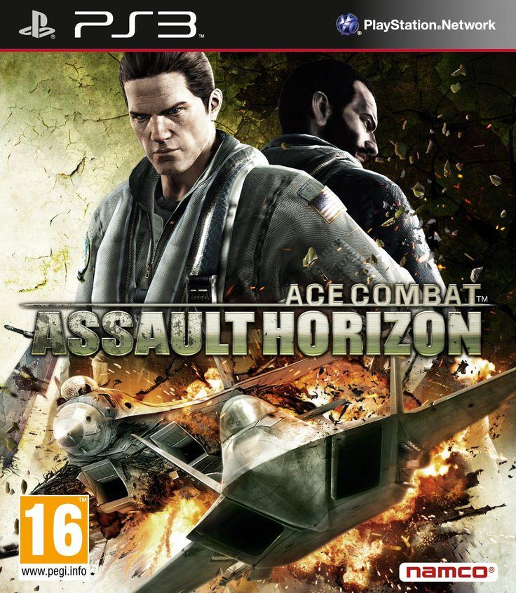 Ace Combat Assault Horizon - Limited Edition (PS3): Amazon.co.uk: PC & Video Games