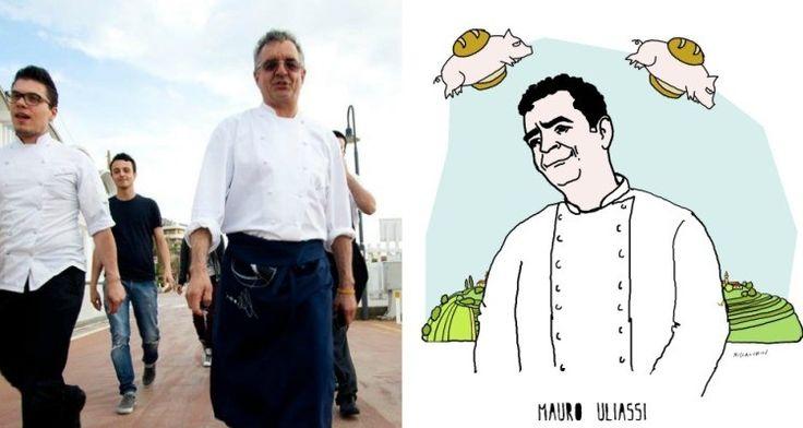 Gli chef di Franciacortando: Mauro Uliassi http://www.foodconfidential.it/chef-franciacortando-mauro-uliassi/