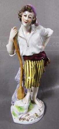 shopgoodwill.com: Antique Sitzendorf Germany Man Figurine
