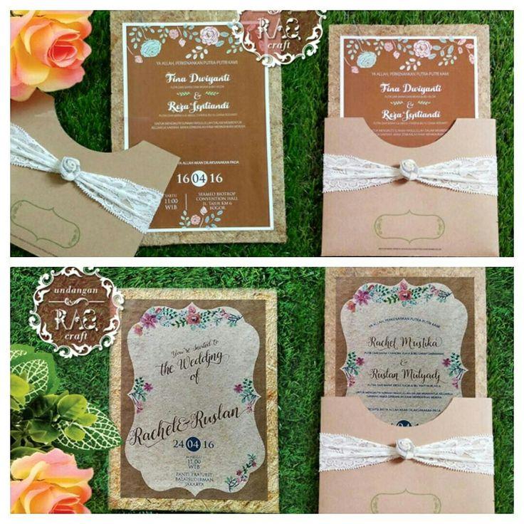 12 best kartu undangan images on pinterest bridal invitations kartu undangan unik 087874240106 prioritiesinvitationreception card invitations stopboris Gallery