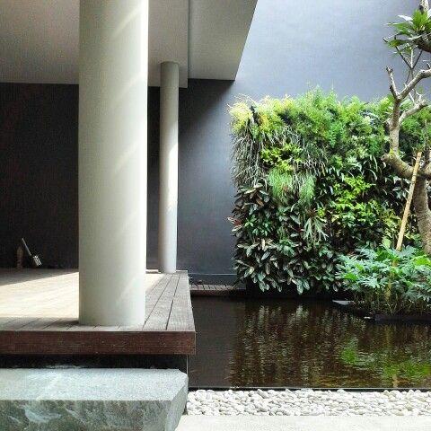 Peaceful Foyer