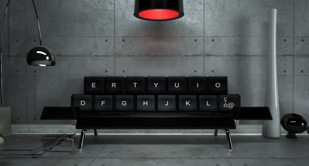 Qwerty sofa bed