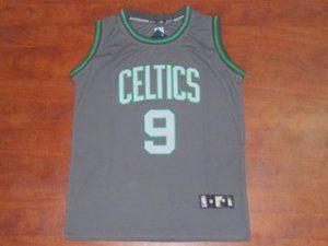 ... Black Jersey 22.99 Boston Celtics NBA Grey 9 Rajon Rondo Jersey F291 ... 7b8d1d6ad