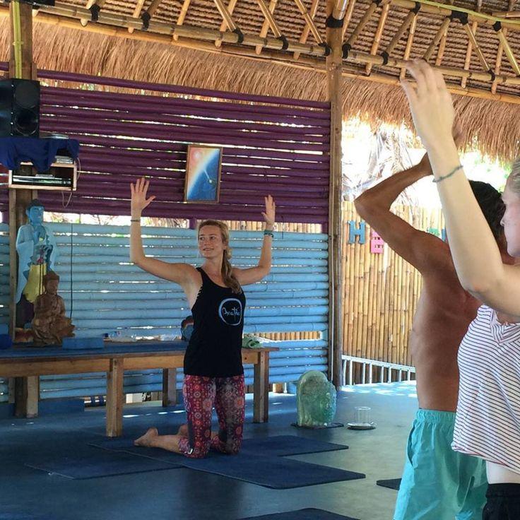 Find Yoga and meditation Bali silent Retreat.