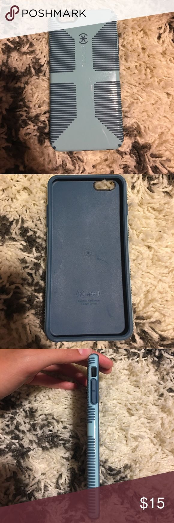 Speck IPhone 6/6s PLUS case Protective speck case. No signs of use!!! Only was gently used a couple times. It will protect your phone from drops & falls!!!! Speck Accessories Phone Cases
