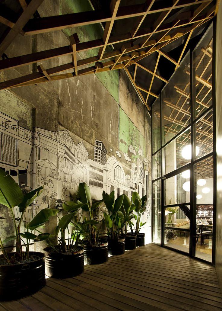 Kosenda hotel jakarta for Design hotel jakarta