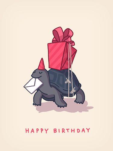 Happy Birthday Turtle