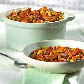 Slow-Cooker #Island Inspired #Beef #Stew #Recipe