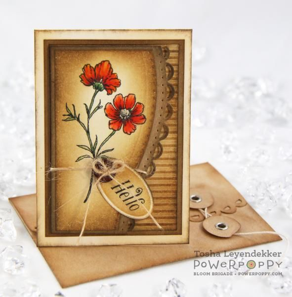 Hello Cosmos!! by stamps4funinCA - Cards and Paper Crafts at Splitcoaststampers