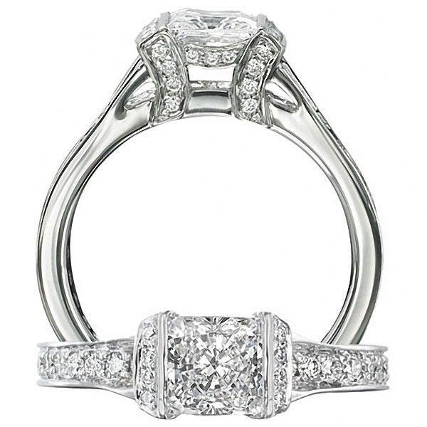 Find Designer Diamond Engagement Rings In Unique Styles Settings At Ritani Design Your Custom Ring Online Today Directly From The Official