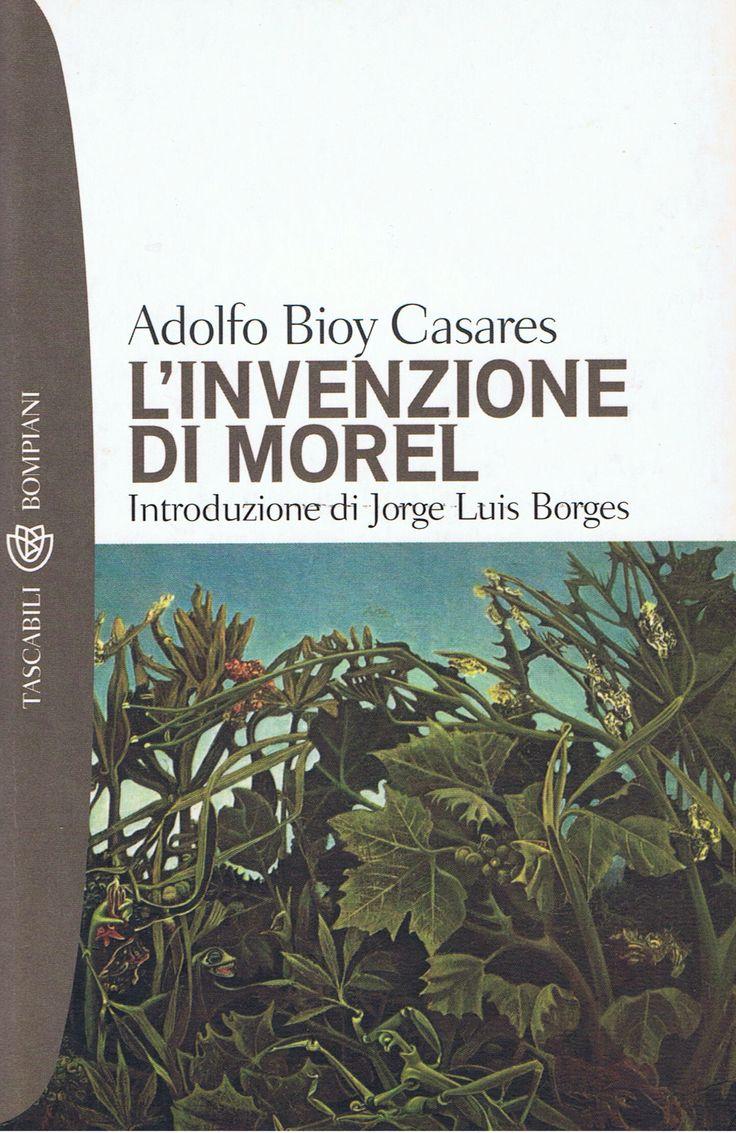 19 L'invenzione di Morel - Adolfo Bioy      Casares