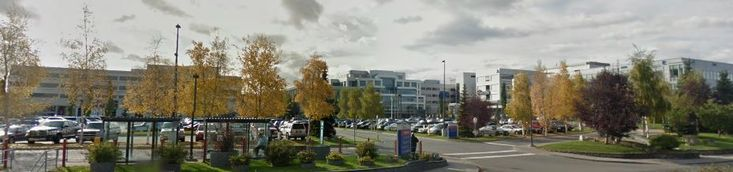 Homes near Providence Hospital in Anchorage Alaska  Providence Hospital is conveniently located in the cente...