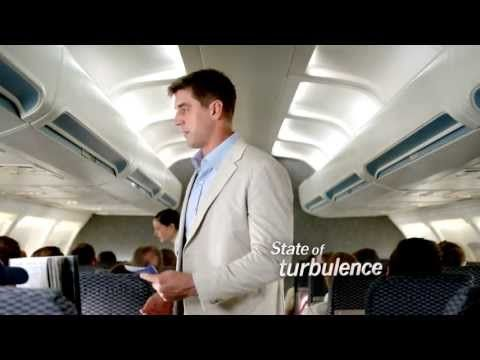 """State Farm® - State of Turbulence (Aaron Rodgers Commercial) """"You better double check that my friend"""""""