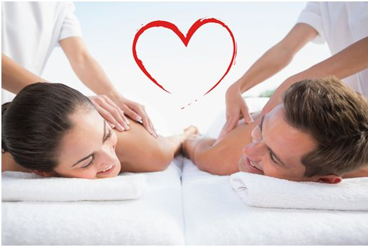 Give your Valentine the gift of Spa