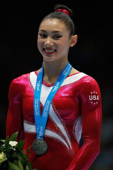 Kyla Ross - Artistic Gymnastics World Championships: Day 7