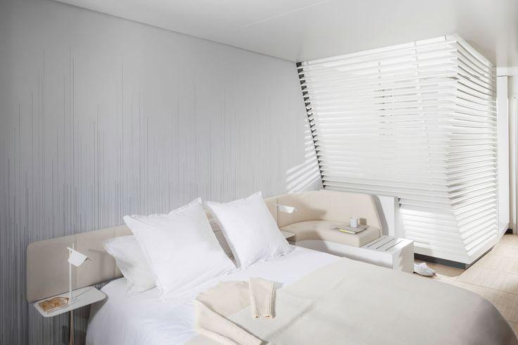Patrick Norguet signe les chambres des futurs hôtels 4* Okko | Yookô