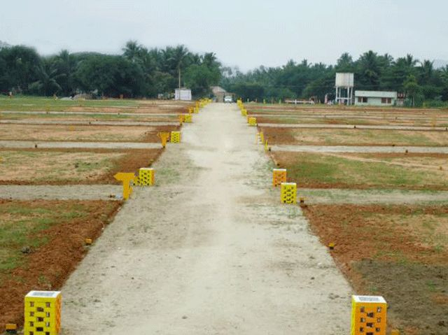 Residential Land plots for sale in Electronic City at TGS Gauri Layout developed by TGS Layouts and sold at a very affordable price.