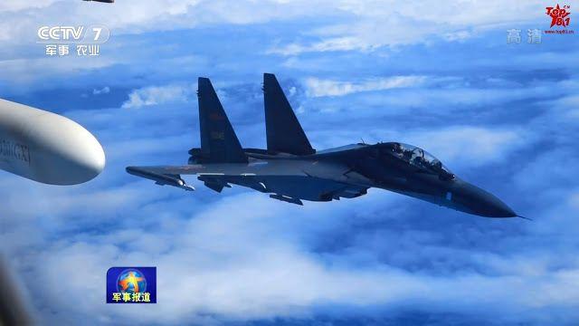 Jepang Siagakan Jet Tempur Pasca Latihan AU Tiongkok Dekat Okinawa | http://www.hobbymiliter.com/4029/jepang-siagakan-jet-tempur-pasca-latihan-au-tiongkok-dekat-okinawa/