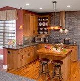 Small kitchen design small kitchens pinterest for Houzz small kitchens