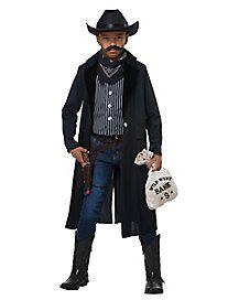 Kids Wild West Sheriff Costume