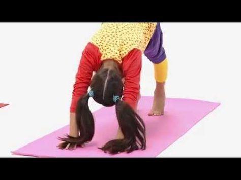 Yoga Niños - Para jugar y estudiar mejor - YouTube Más