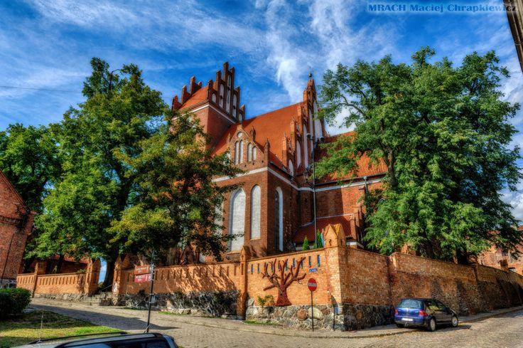 Gniew » Kościół św. Mikołaja » MRACH Fotografie