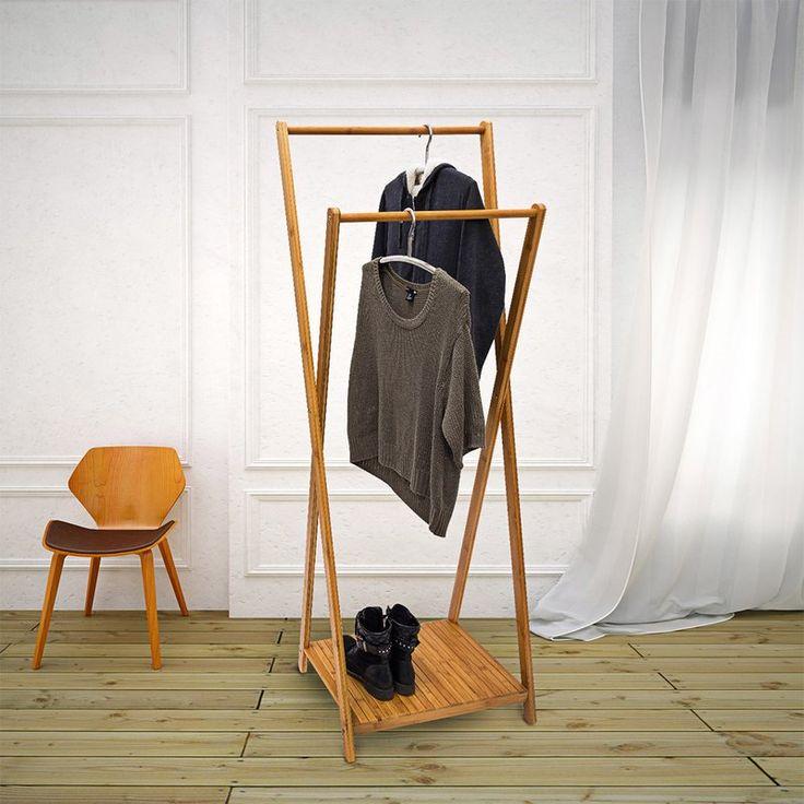 Die besten 25+ Kleiderständer stabil Ideen auf Pinterest - designer kleiderstander buchenholz